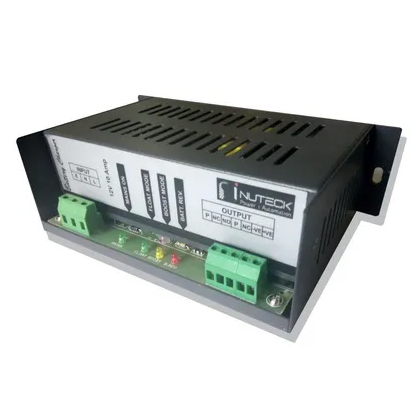 12V-10A Generator Battery Charger