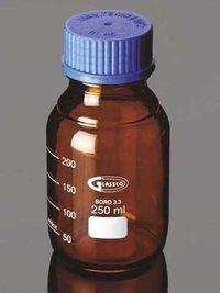 Amber Reagent Bottles