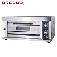 Gas 1 Deck 1 Tray Baking Oven
