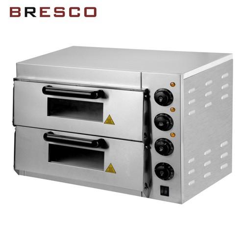 2 Deck Stone Pizza Oven