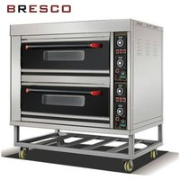 2 Deck 4 Tray Electric Baking Oven