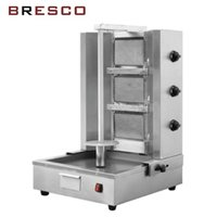3 Burner Shawarma Machine