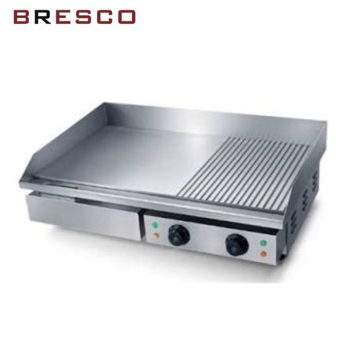 Electric Griddle With Groove