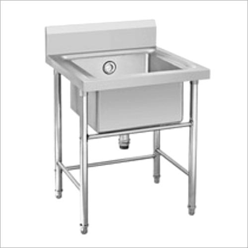 Stainles Steel Single Sink