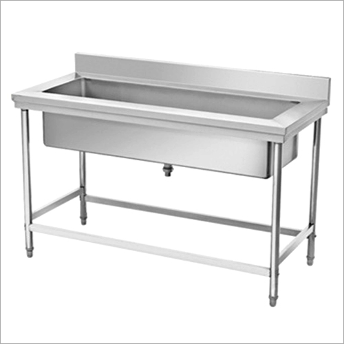 Stainles Steel Pot Sink