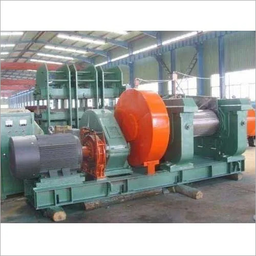 Rubber Cracker Refining Machine