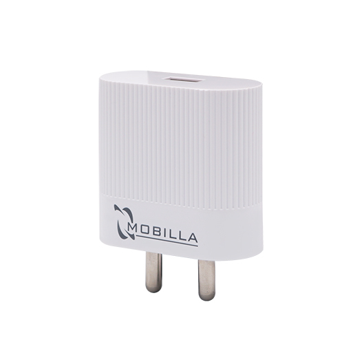 SINGLE USB TRAVEL CHARGER (4A)