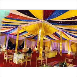 Designer Wedding Ceiling Tent