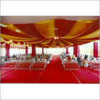 Jhoomer Ceiling Tent