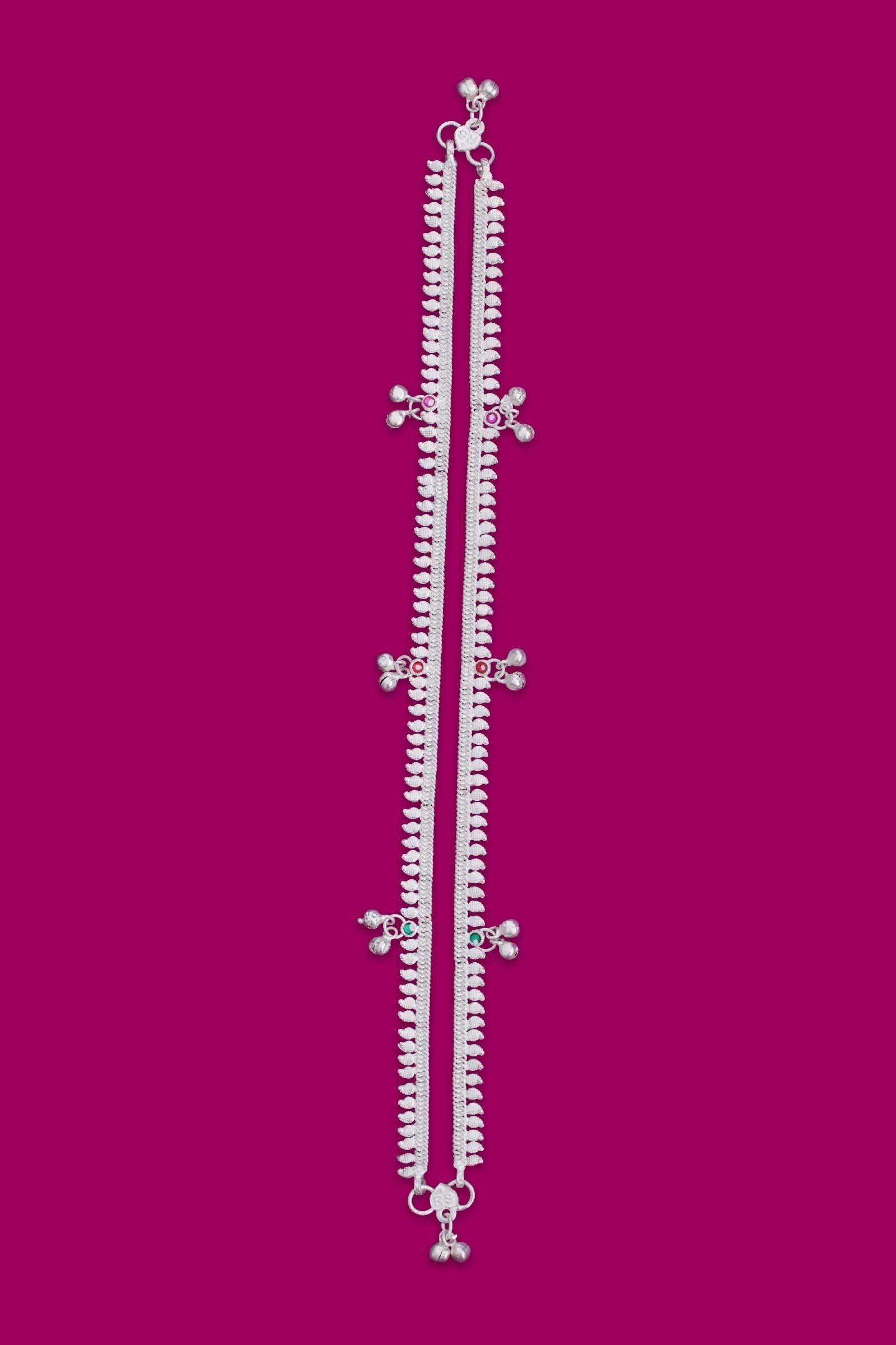 Neckles Kairi Mathri Anklet