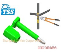 High quality Container Bolt Security Seals NEW TSS-BS02 (XFSEAL)