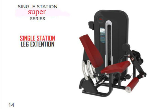 Single Station Leg Extension Machine