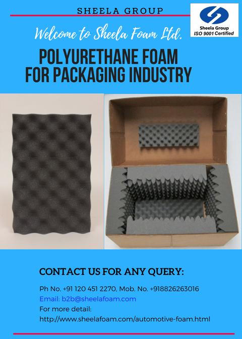 Packaging PU Foam