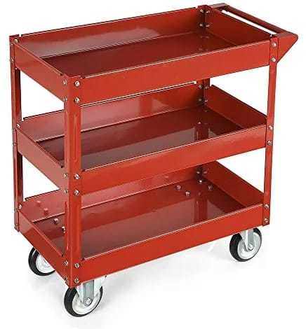 Mechanic Tools Trolley
