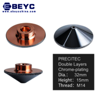 Laser Nozzle Double/Single Layer for Precitec Raytools Cutting Head