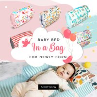 Portable baby bedding Bag