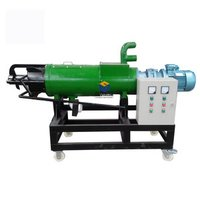 Screw Extraction solid-liquid separator