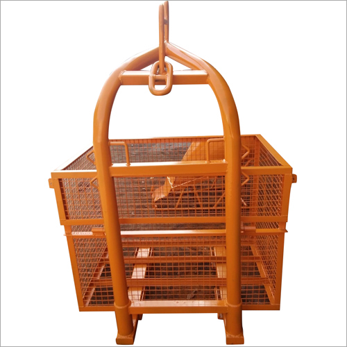 MS Storage Forklifts Cage