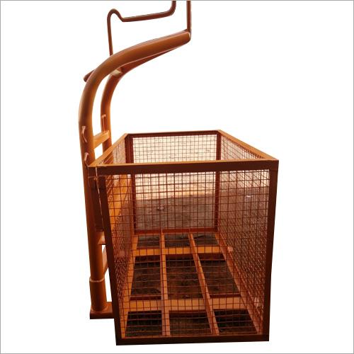 Fork & bricks Cage