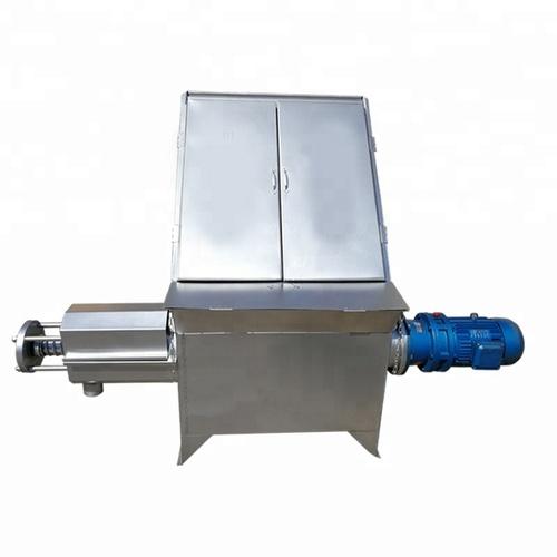 Slant sieve solid-liquid separator