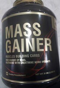 M STRONG-MASS GAINER
