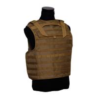 NIJ IIIA Desert UHMWPE Ballistic Vest