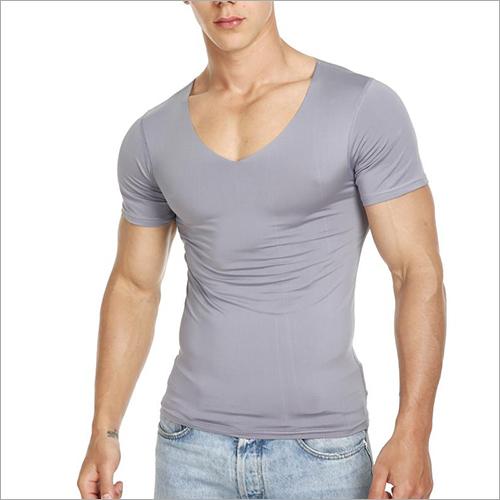 Men Slim Fit T Shirt