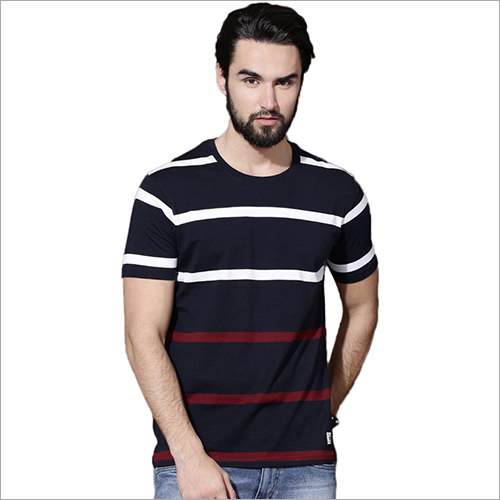 Men Half Sleeve T Shirt