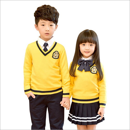 Kids School Full Sleeve Sweater