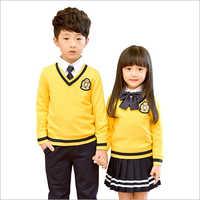 Kids School Full Sleeve Sweater