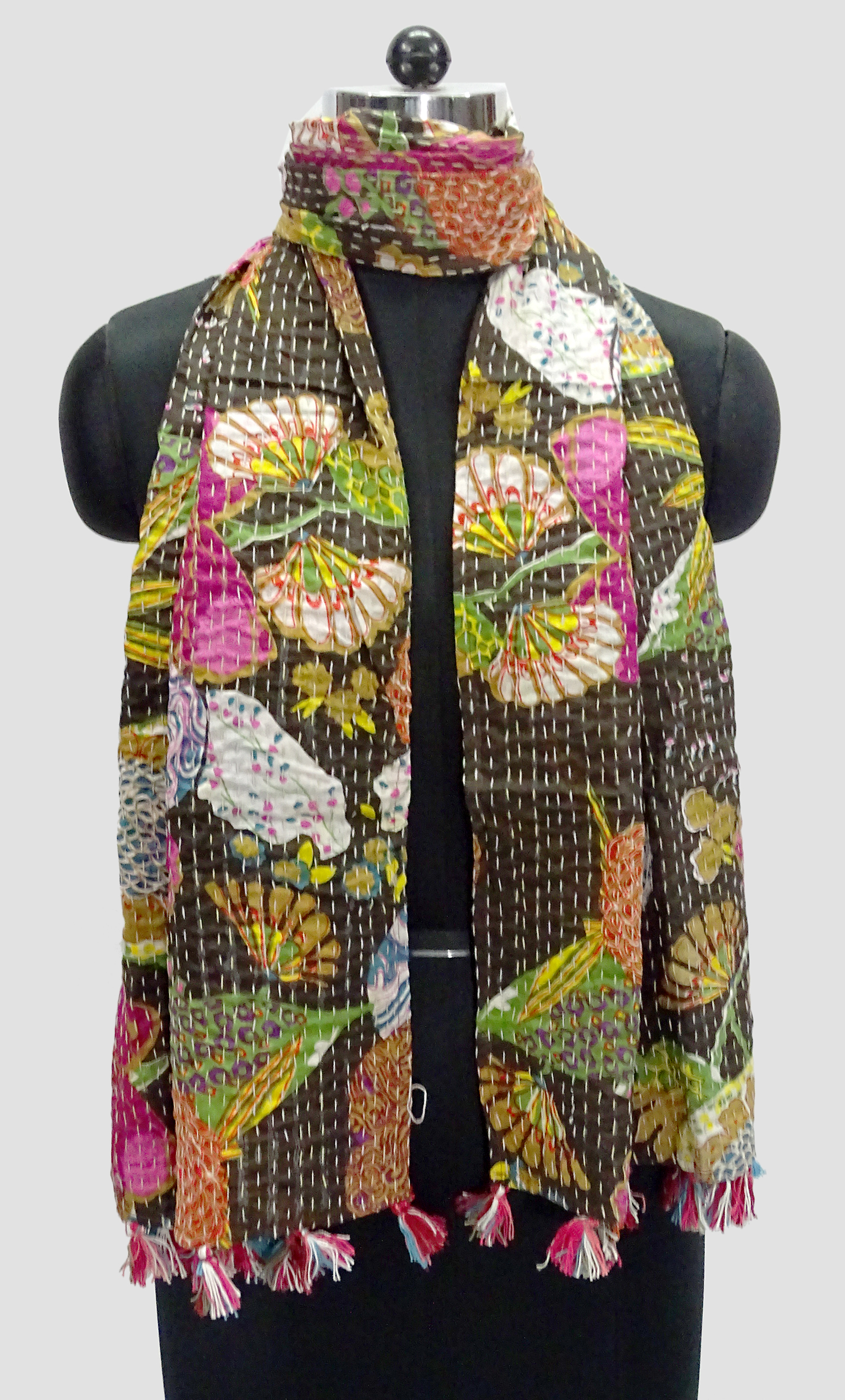Mix Pirnted Scarves