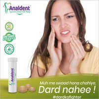 Ayurvedic Dental Pain Relief