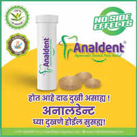 Analdent Dental Pain Relief