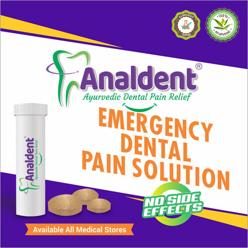Emergency Dental Pain Solution