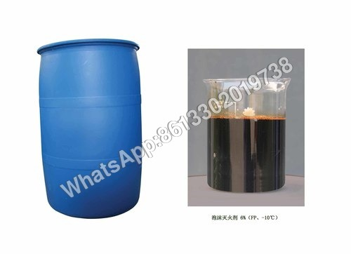 AFFF Low Viscosity Alcohol Resistant Fluoro-Protein Foam Concentrate