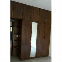 Wall Mounted Designer Wooden Almirah
