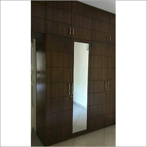 Wall Mounted Hardwood Wooden Almirah