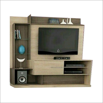 Hardwood TV Unit