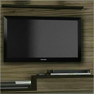 Wooden Wall Mounted TV Unit