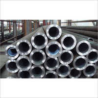 Round Nickel Alloy Pipe