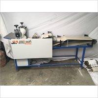 small samosa patti making machine
