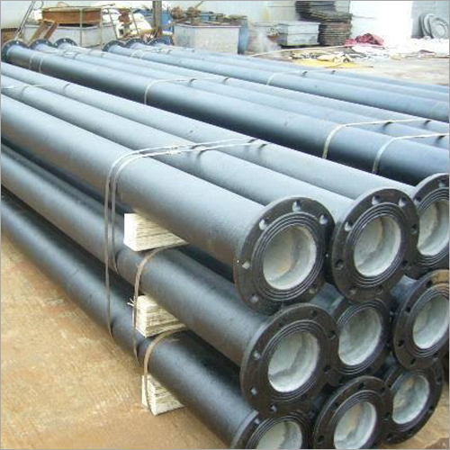 Duktiles Eisen-Doppeltflansch Rohr