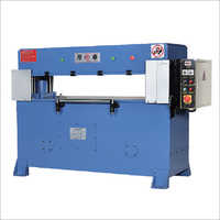 Precision Four Column Automatic Balancing Hydraulic Cutting Machine