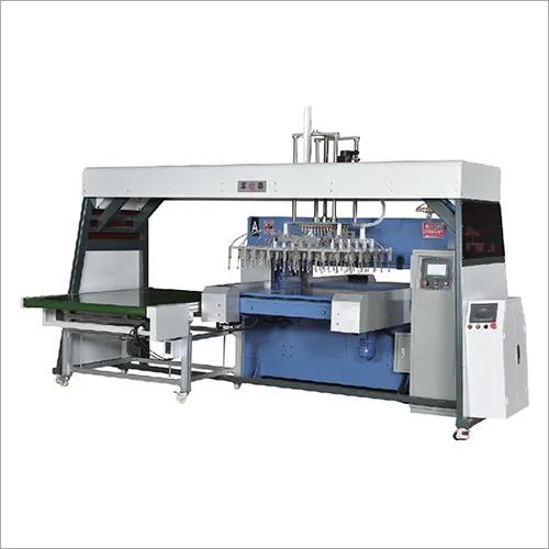 Precision Automatic Segmented Feed Oil Press Cutter Machine