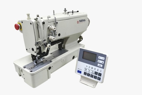 SERA-SR 1890 Electronic Button Hole Machine