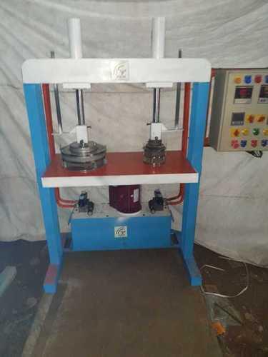 Paper Dish Making Machine- Cutting Size: 4-18