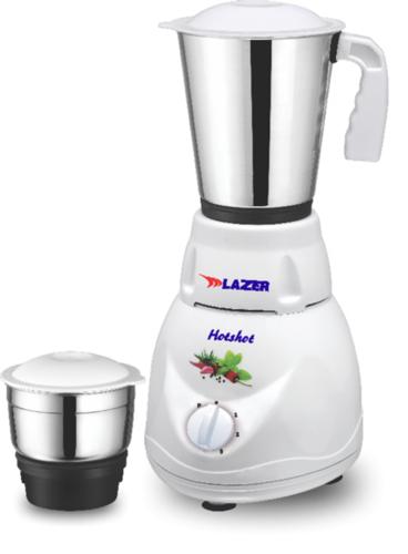 LAZER Hot Shot Mixer Grinder 2 Jars