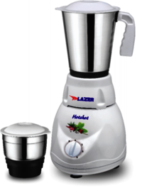 LAZER Hot Shot Mixer Grinder 2 Jars