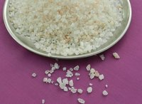 Granulate Salt