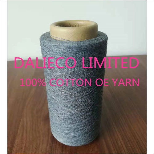 100% Cotton OE Yarn